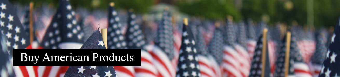 Buy American Banner